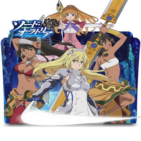 Danmachi Side Story Sword Oratoria 2 danmachi sword oratoria folder icon by kikydream on deviantart