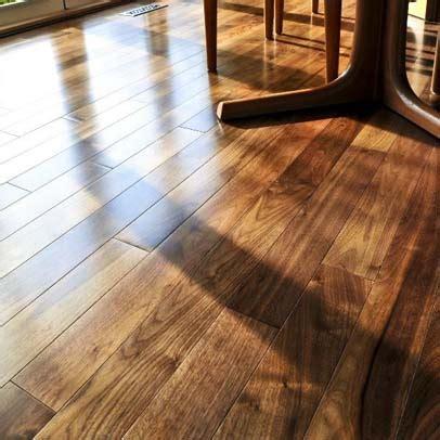 solid american black walnut lacquered oiba hardwood