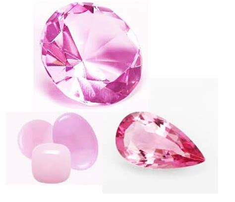 pink gemstones names and meanings gemstone meanings