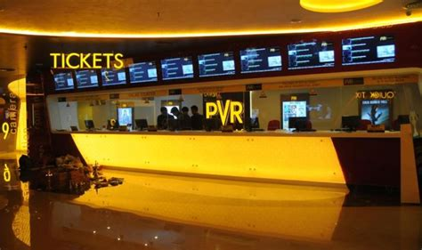 Tier 1 Mba Schools In India by Pvr Cinemas To Expand To 14 Tier Ii Cities Of India