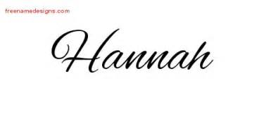 hannah page 2 free name designs