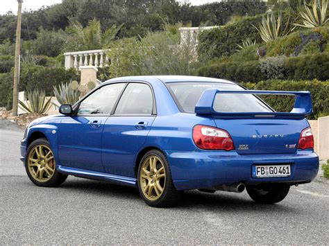 impreza subaru 2005 2005 subaru impreza wrx related infomation specifications