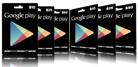 Google Gift Card Online - google play gift card online free infocard co