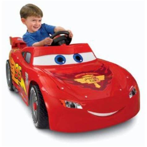lightning mcqueen motorized car disney cars power wheels lightning mcqueen 6 volt battery