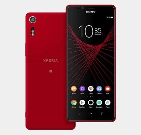 sony xperia x ultra specs leaks with tall 21:9 display