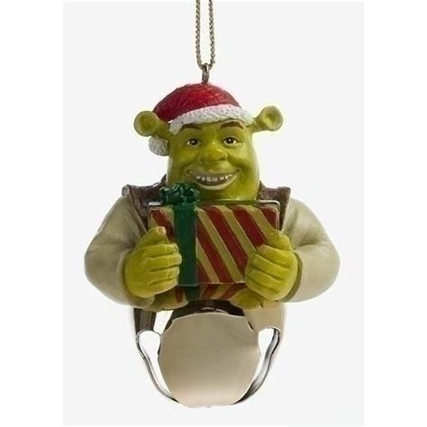 shrek jingle buddies christmas ornaments christmas
