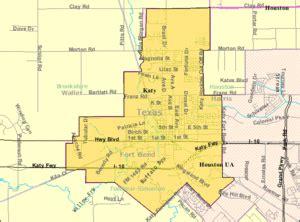 map of katy katy