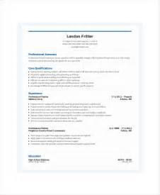 Painting Resume by Painters Resume Template 6 Free Word Pdf Documents Free Premium Templates