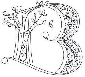 single alphabet coloring pages 372 best images about calligraphy single letters on
