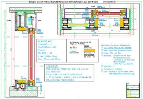 horizontal schiebefenster hochschiebefenster brandschutz t30 g30