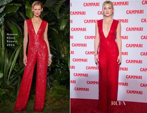 Catwalk To Carpet Naeem Khan Carpet Style Awards 2 by Kate Hudson In Naeem Khan Cari Calendar 2016 Launch