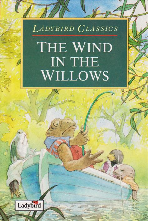 wind in the willows picture book the wind in the willows ladybird book classics gloss