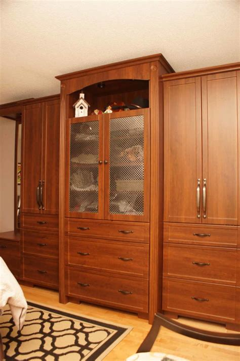 Closet Classic by Classic Closet Les Armoires S 233 Guin Cabinets