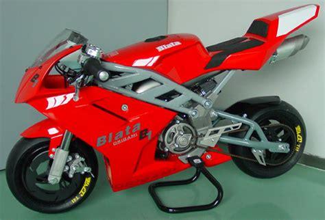 Blata B1 Origami - minibike blata origami b1 187 motocykly samoto