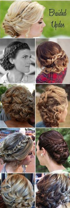 Wedding Hairstyles Using Braids by Top 55 Flattering Hairstyles For Faces Updo Curly