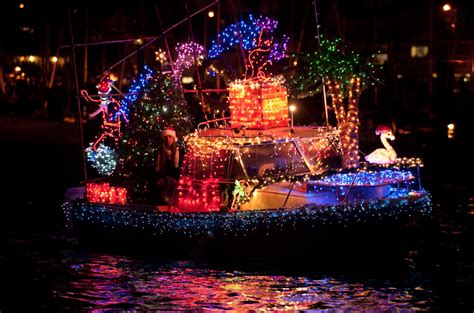2016 holiday lights sights boat parade fisherman s