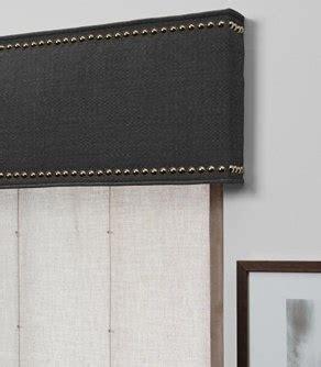 Modern Cornice Valance Contemporary Cornice Gray Source Http Www