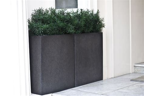 Shrubs For Planters by Outdoor Artificial Plants Outdoor Planters Window Box