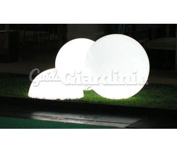 sfere illuminazione giardino sfere luminose catalogo guidagiardini it