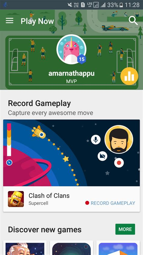 record on android how to record gameplay on android