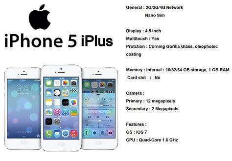 iphone 5 plus iphone 5 plus increases screen diagonal to 4 5 inches concept phones