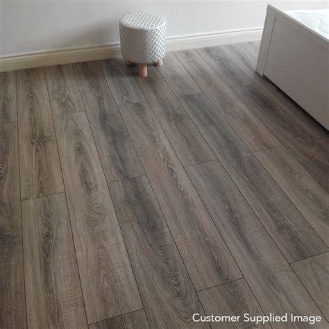 sydney grey oak 7mm laminate flooring