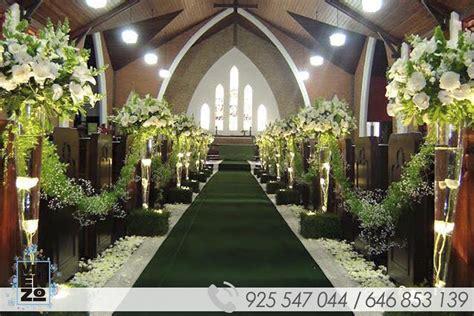 decoracion floral iglesia boda decoracion de iglesias para bodas vikenzo nature