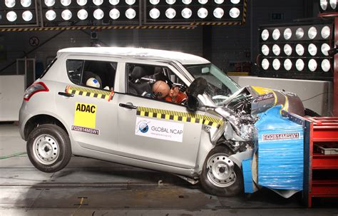 crash test un crash test standards would make cars safer in india