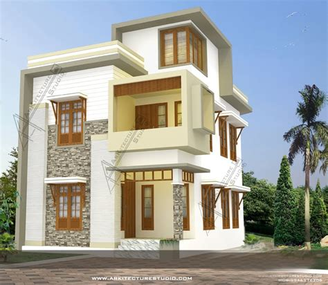 kerala home design january 2013 contemporary kerala house designs at 1500 sq ft