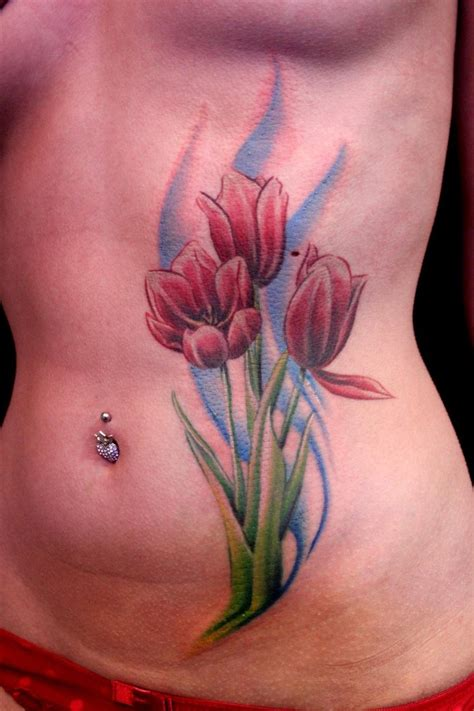 tulips tattoo tulip tattoos designs ideas and meaning tattoos for you