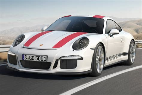 porsche 911 price 2016 used 2016 porsche 911 r pricing for sale edmunds