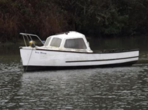small boats for sale in my area 16ft ip fishing boat in newport isle of wight wightbay