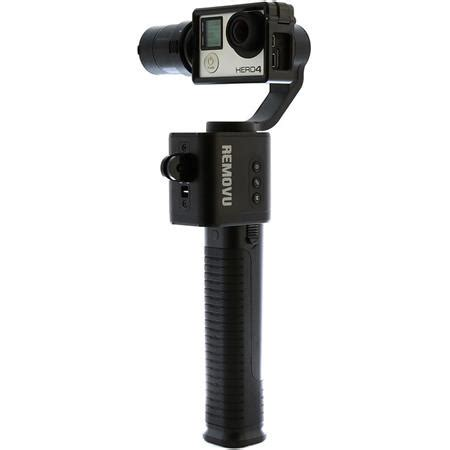 removu s1 3 axis rainproof gimbal with wireless remote