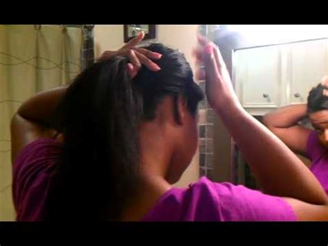 versatile sew in weave with sassy mitchell hair styled by review sassy mitchell hair love love love it part 2