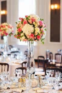 Tall Glass Vases In Bulk Centros De Mesa Para Bodas 100 Ideas Maravillosas