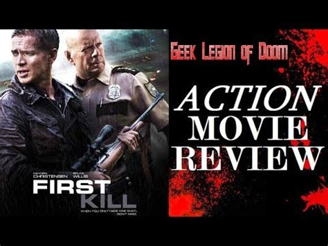 film action rating tertinggi 2017 first kill 2017 bruce willis action crime drama movie