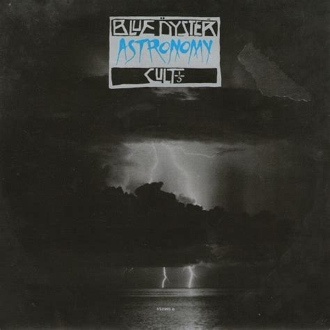 blue 214 yster cult astronomy reviews