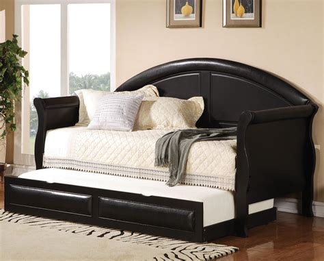 Daybed With Trundle Bed Daybeds Furniture Max