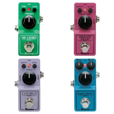 Ibanez Ts Mini Effect Pedal ibanez mini guitar effect pedals ts mini analog delay