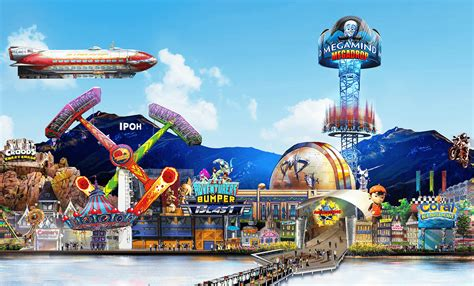 theme park list malaysia maps theme park opens in malaysia interpark