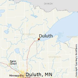 zip code map duluth mn best places to live in duluth minnesota