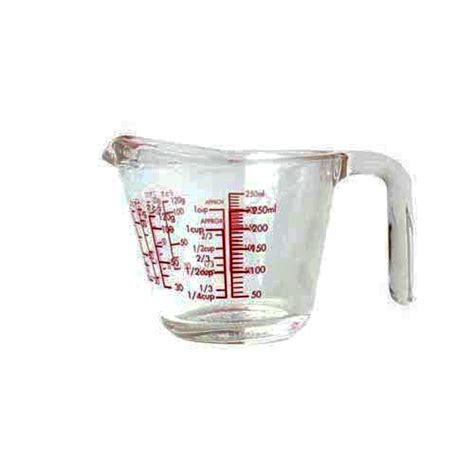 Marinex Gelas Ukur Kaca Measurement Cup Milk Jug 250 Ml hario measuring glass jug 250ml mjp 250