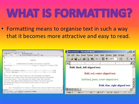 format cd text text formatting in ms word ppt