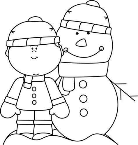 melting snowman coloring page melting snowman clipart black and white clipartxtras
