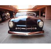 1949 1950 1951 Shoebox Ford Custom Chopped Lowered