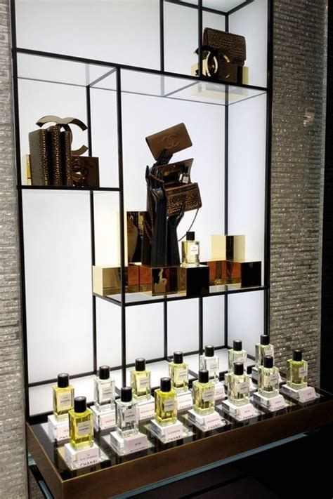 An Inside Look At Chanel by Look Inside The New Store Channel In New Bond
