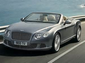 Bentley Inc New Bentley Continental Gtc To Debut In Frankfurt