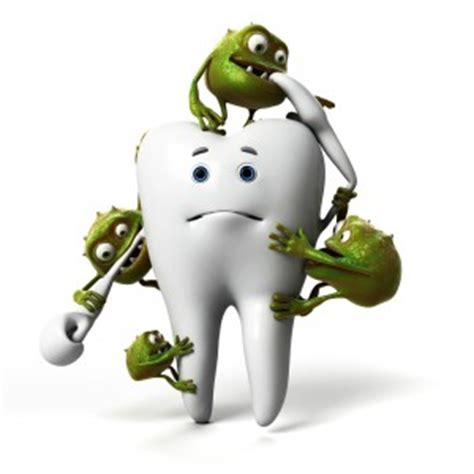 mouth bacteria (not sugar) are rotting your teeth