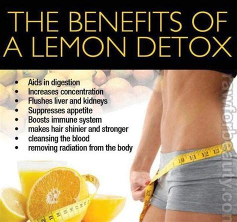 Lemon Essential Liver Detox by Radiant Health With Doterra Essential Oils Easy Lemon