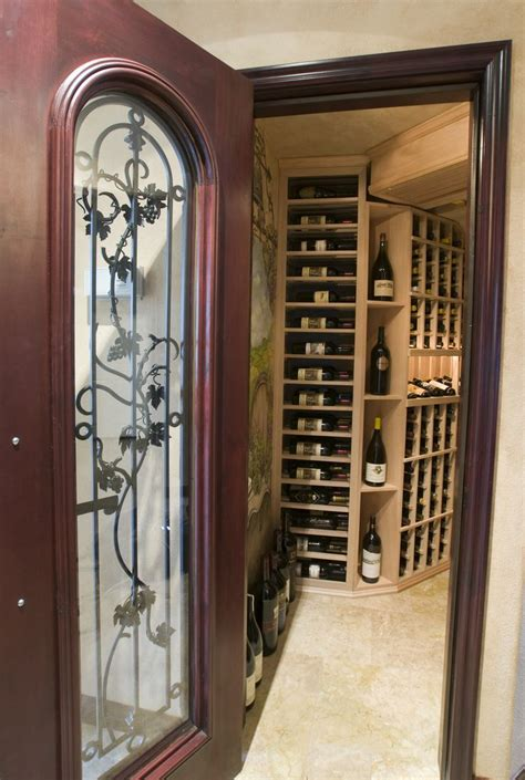 Wine Closet Doors 13 Best Images About Custom Wine Cellars Chicago Illinois The Staircase Project On